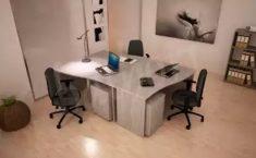 irodai tárgyalóasztal